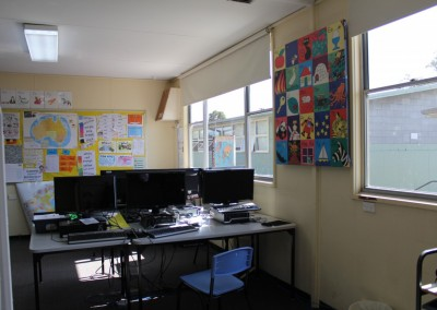 Secondary Literacy Classroom